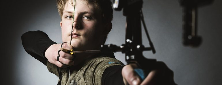archer point blank range shooter