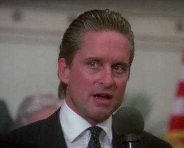 Gordon Gekko was the anti-hero that justified greed.
