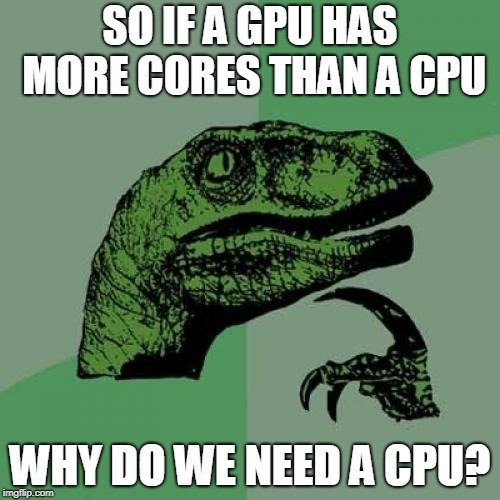 What Is A GPU? How Exactly Does It Help In Running High