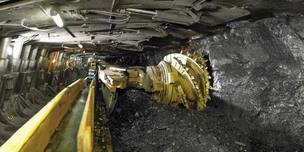 Twentymile Underground Coal Mine