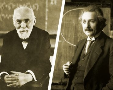 albert einstein and Hendrik Lorentz