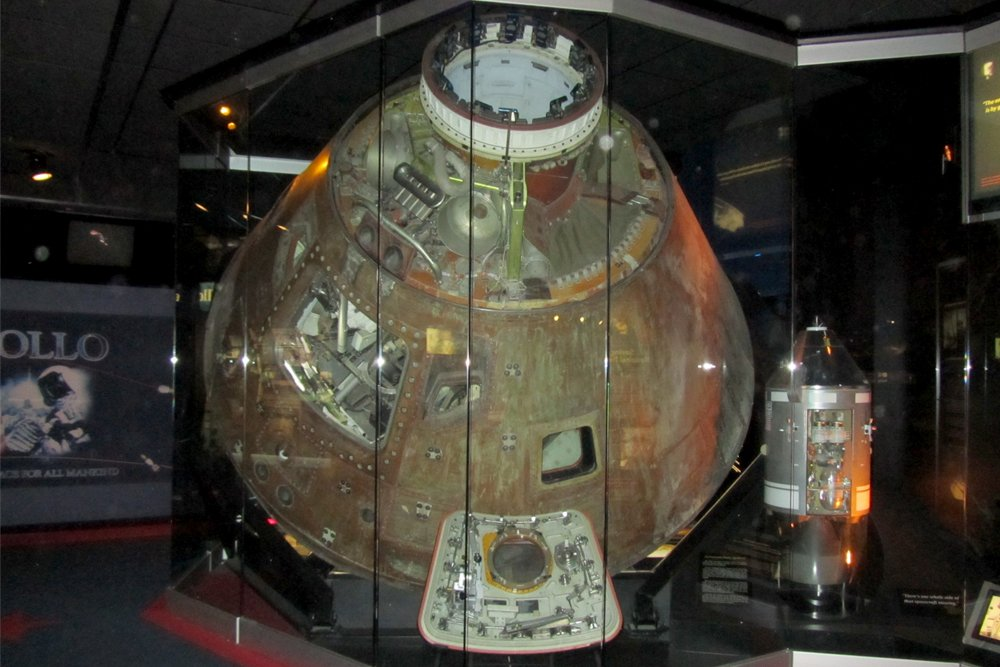apollo spacecraft accident - photo #37
