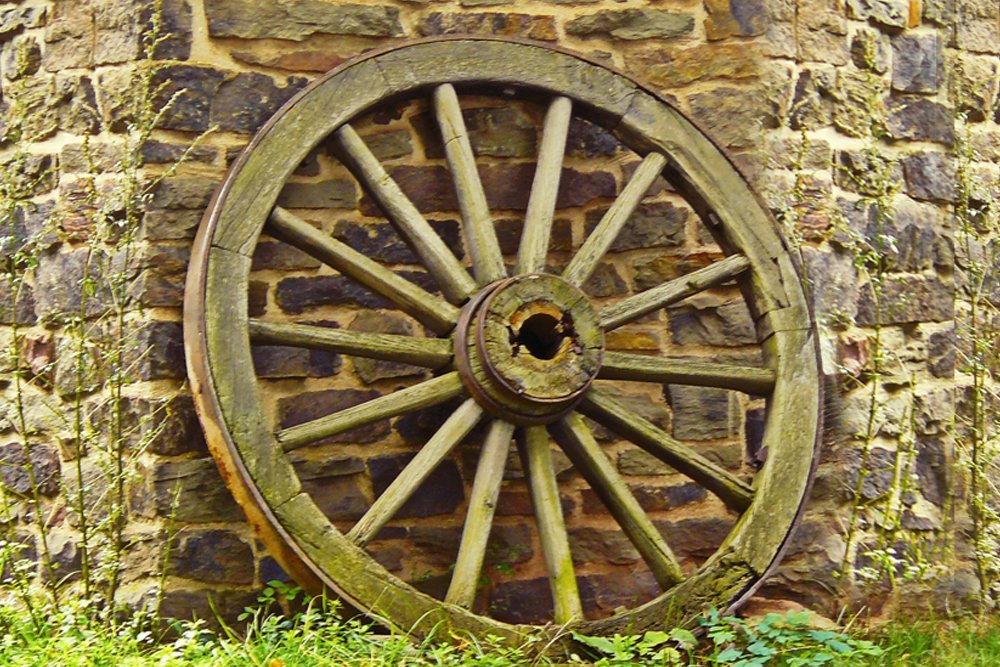 Invention Of Wheel Why And When Was The Invented