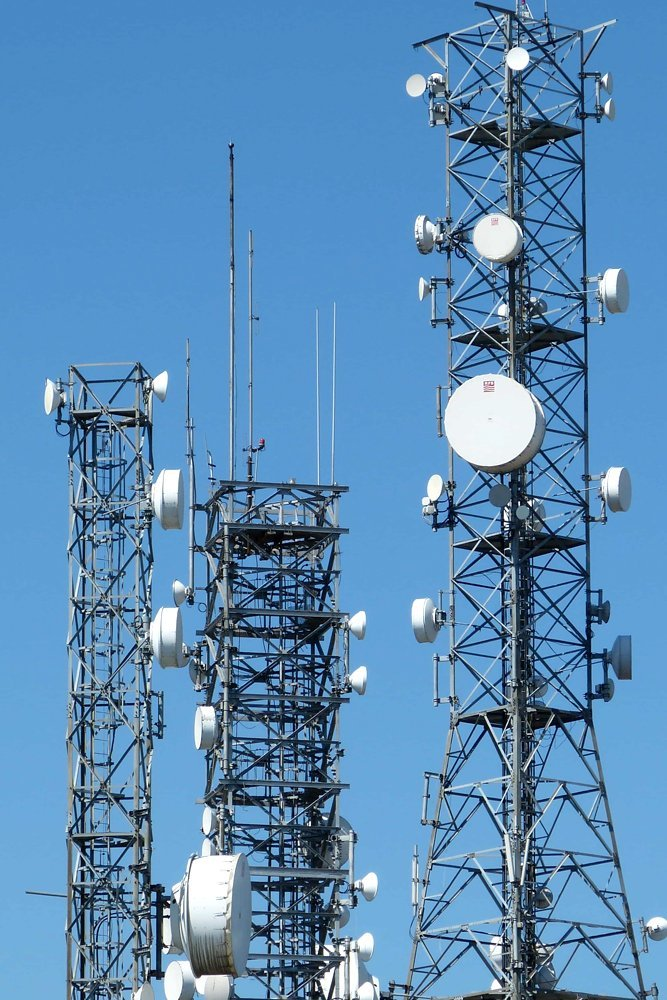 Cell Tower (Network Tower): Range, Construction, Working