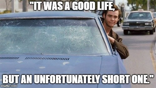 It was a good life meme