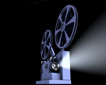 projector, cinema
