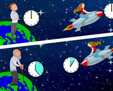 twin paradox, time, rocket