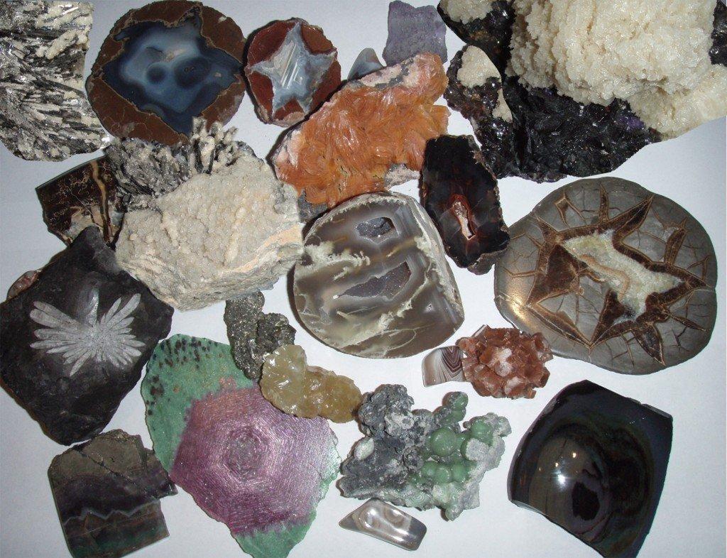 Different_minerals