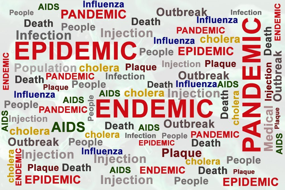 Image result for disease pandemic poster