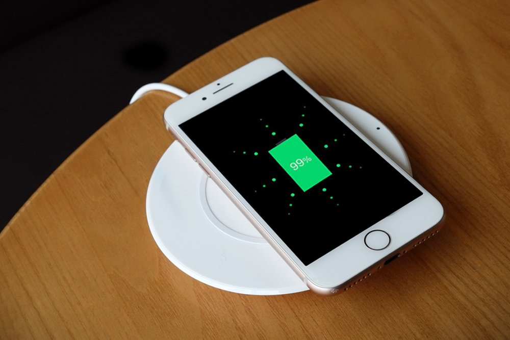 mobile charger pad