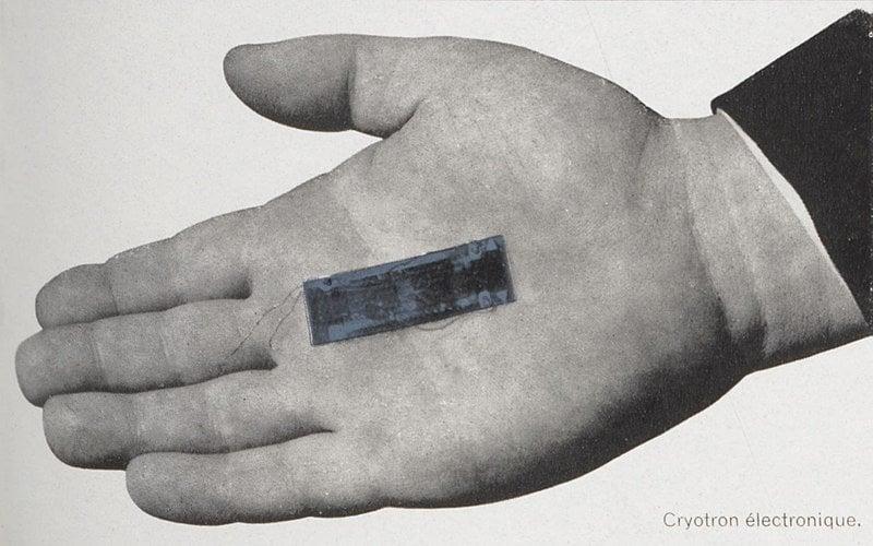 A cryotron