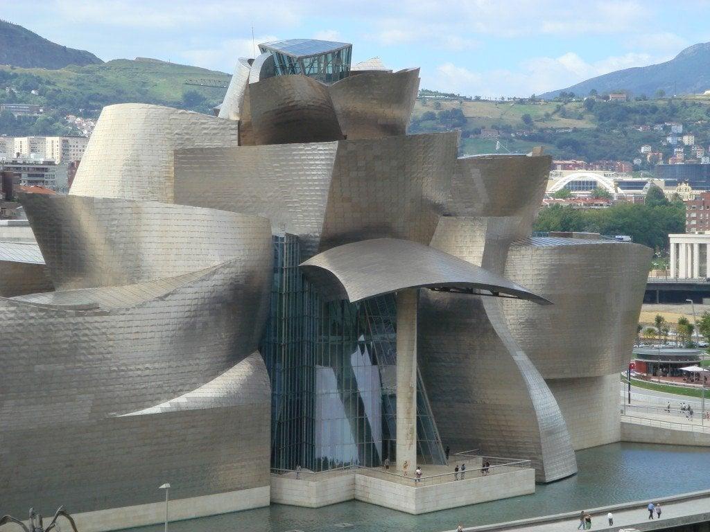 Guggenheim vizcaíno