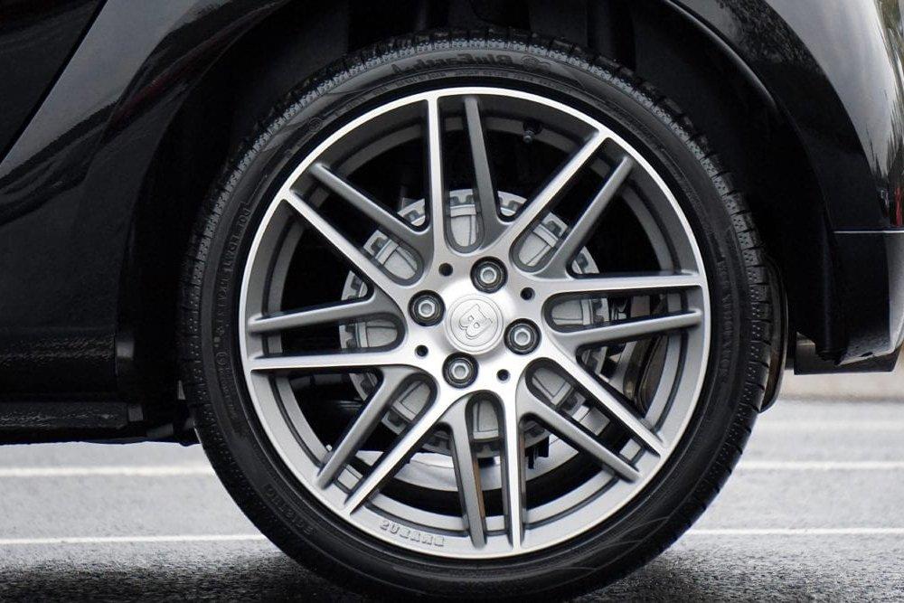 car wheel aluminium