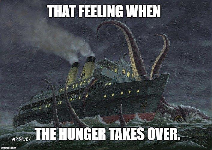the feeling meme