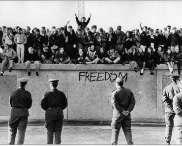 berlin wall freedom germany cold war