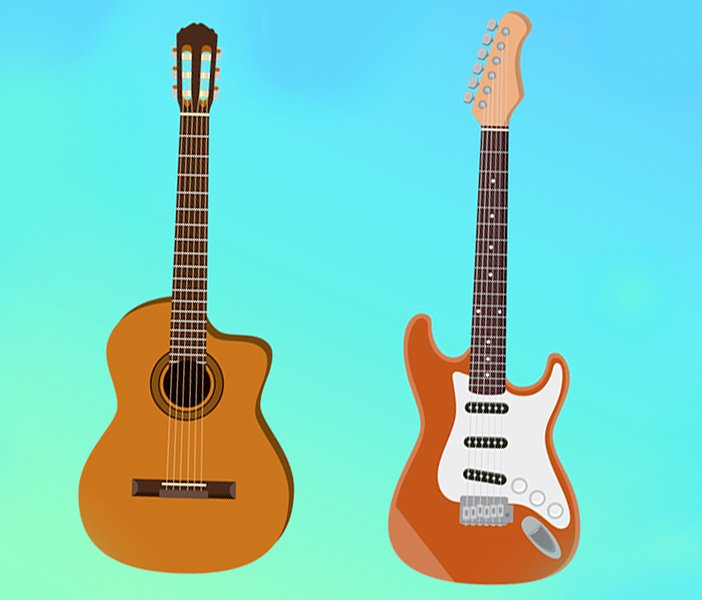how does an electric guitar work science abc. Black Bedroom Furniture Sets. Home Design Ideas
