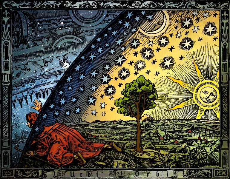 Flammarion - Universum - Paris, ontology, metaphysics