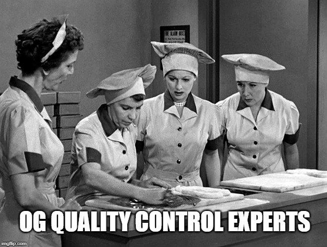 OG Quality Control Experts meme