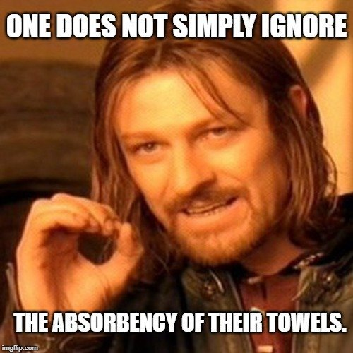 One does not simply ignore meme
