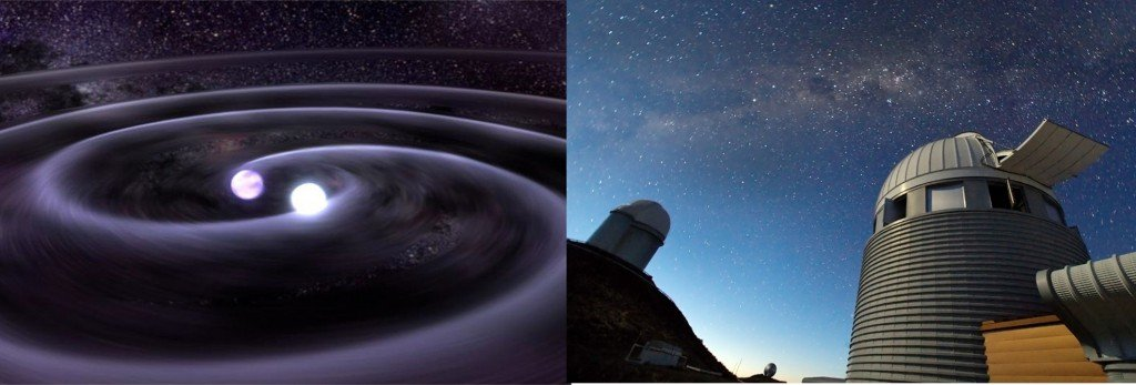 binary star series and esoastronomy