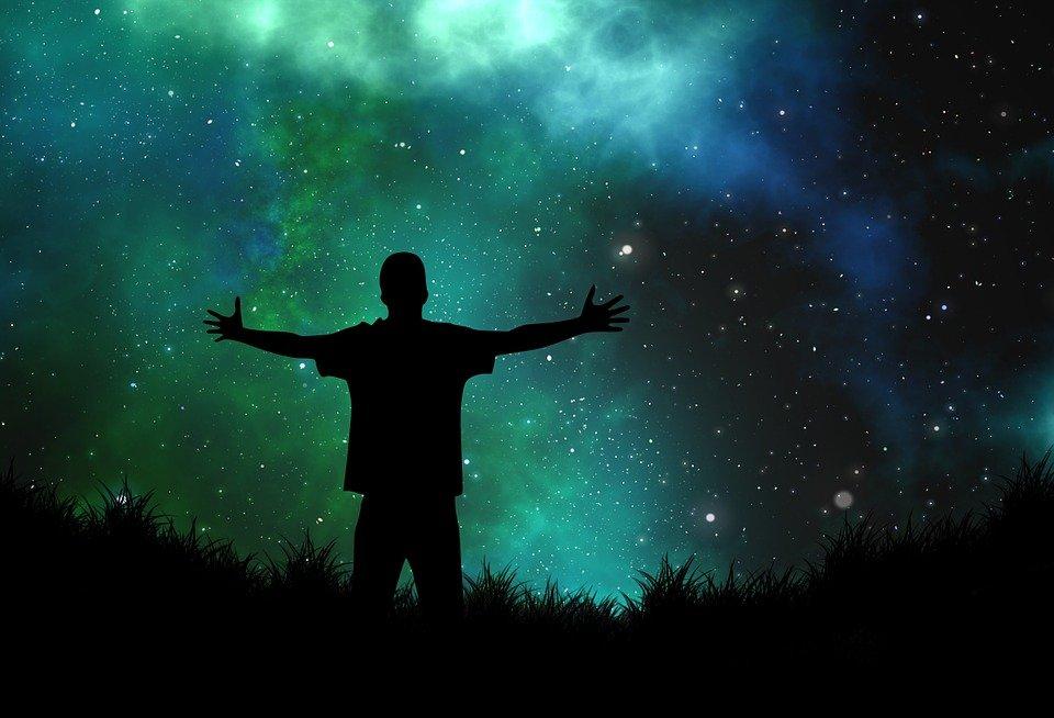 galaxy night, supernova star