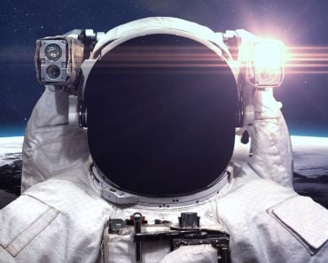 Astronaut in outer space. Spacewalk. Elements of this image furnished by NASA - Image( Vadim Sadovski)s