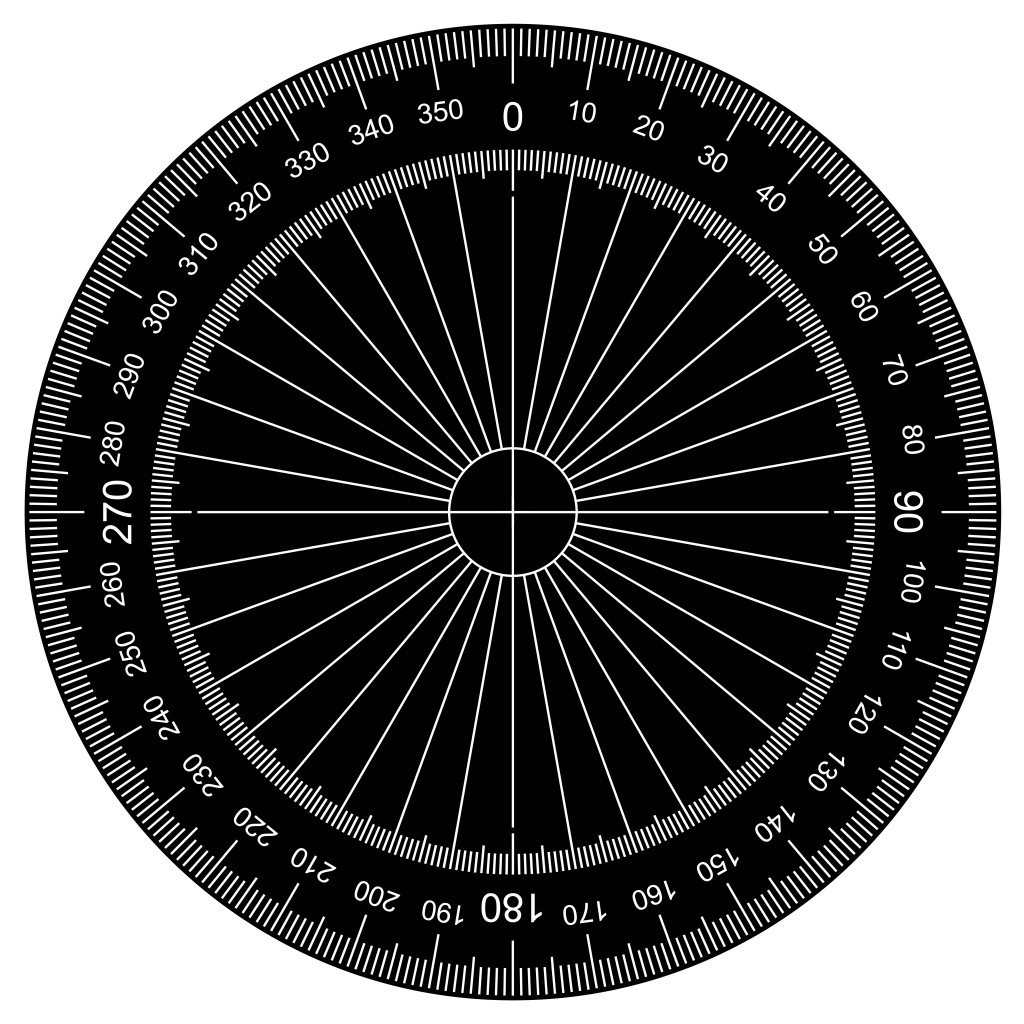 Why are there 360 degrees in a circle?