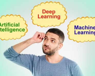 Artificial Intelligence, Deep Learning, Machine Learning