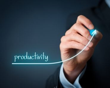 Manager (businessman, coach, leadership) plan to increase company productivity. - Image(Jirsak)s