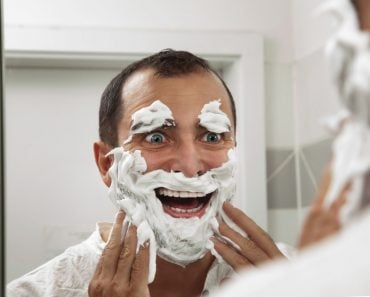 Shaving make me fun - Image(Mahony)s