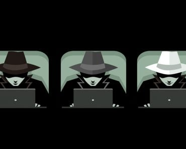 black hat grey hat and white hat hackers - Vector(delcarmat)s