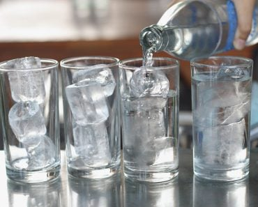 photo of empty glass with ice cubes - Image(MNBB Studio)s