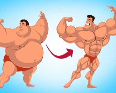 fat to muscle