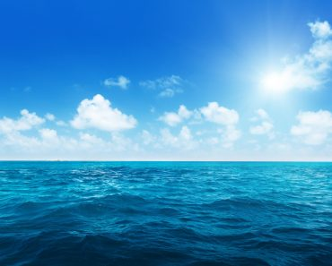 perfect sky and water of ocean(ESB Professional)s