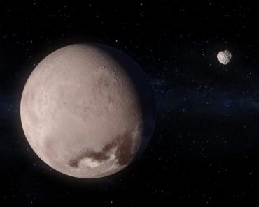 Makemake dwarf planet(Diego Barucco)s