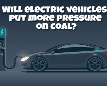 all electric vehicle put more pressure on coal
