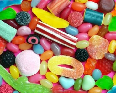 A lot of colorful candy(Veronika Sekotova)S