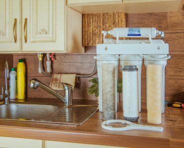 Reverse osmosis system. water filter(nata-lunata)S