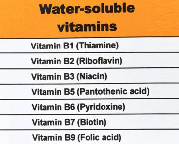 Water-soluble and Fat-soluble vitamins. Close up(StepanPopov)s