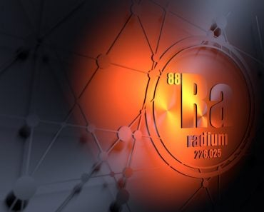 Radium chemical element