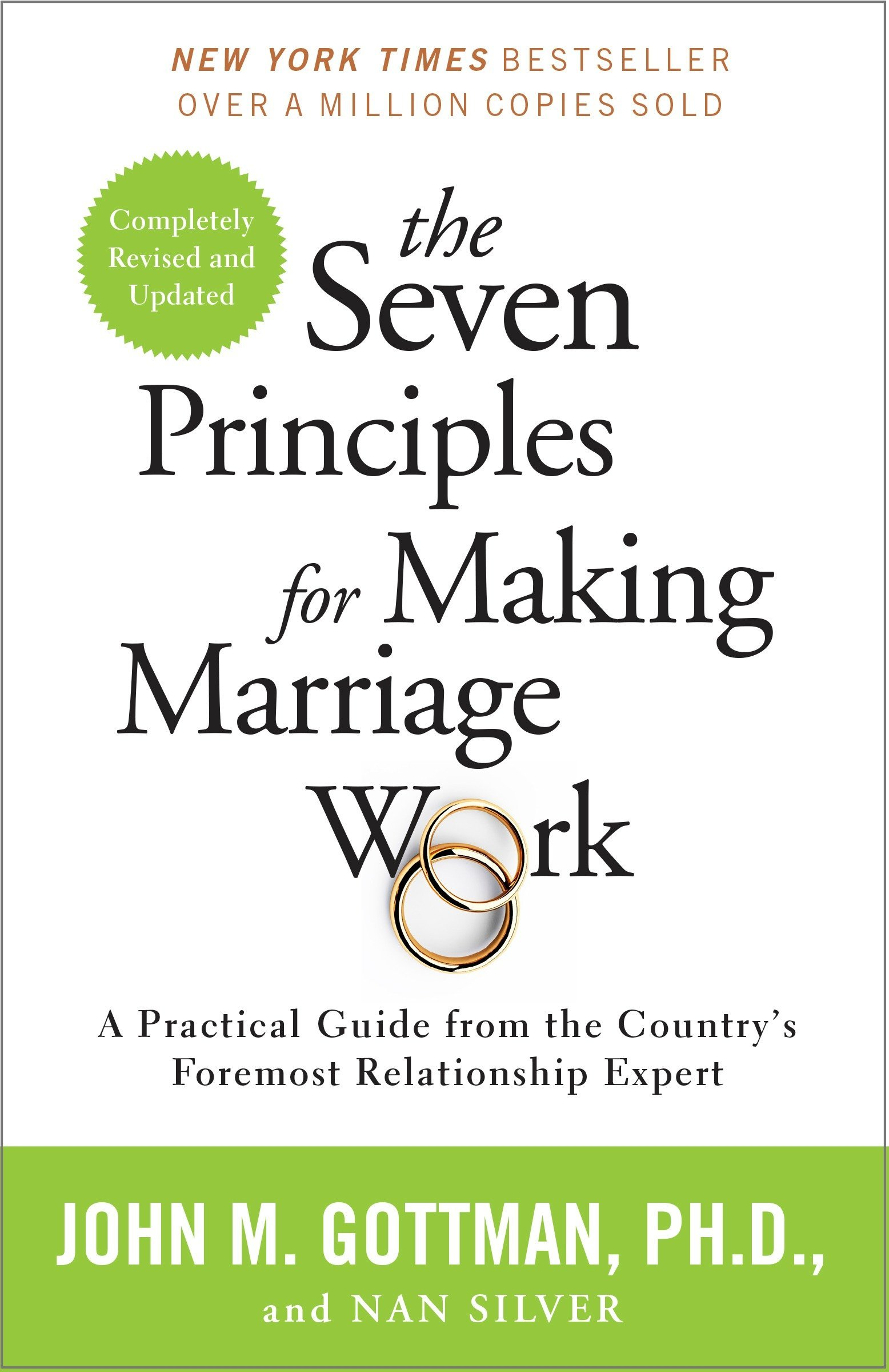 Image result for the seven principles for making marriage work