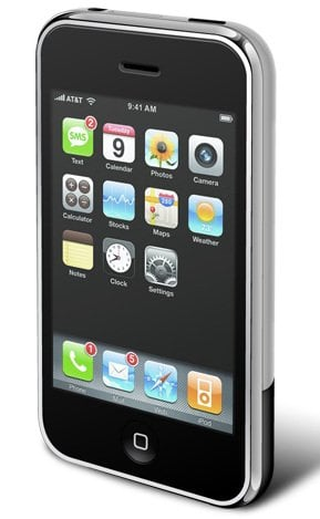 The first iPhone was released in 2007