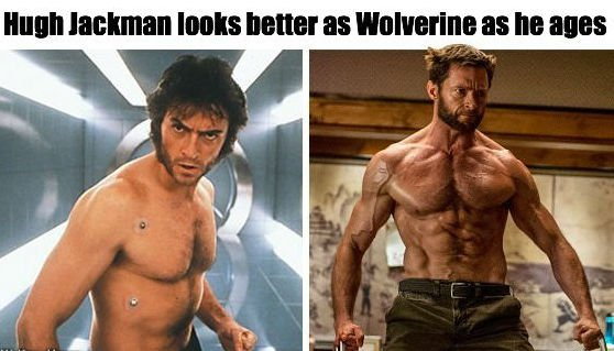 Wolverine age