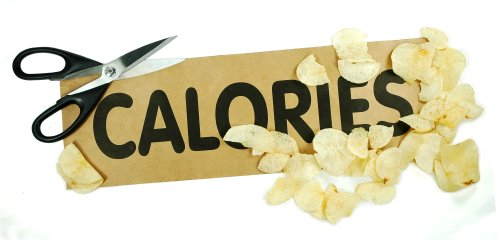 Cut the calories