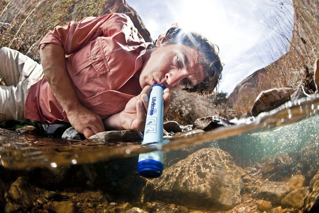 water, LifeStraw: A Small, Portable Water Filter That You Can Carry Everywhere!, Science ABC, Science ABC