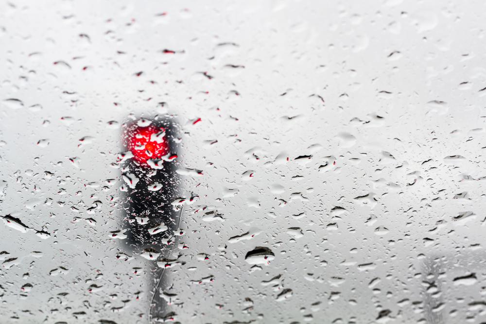 Rain Sensing Light