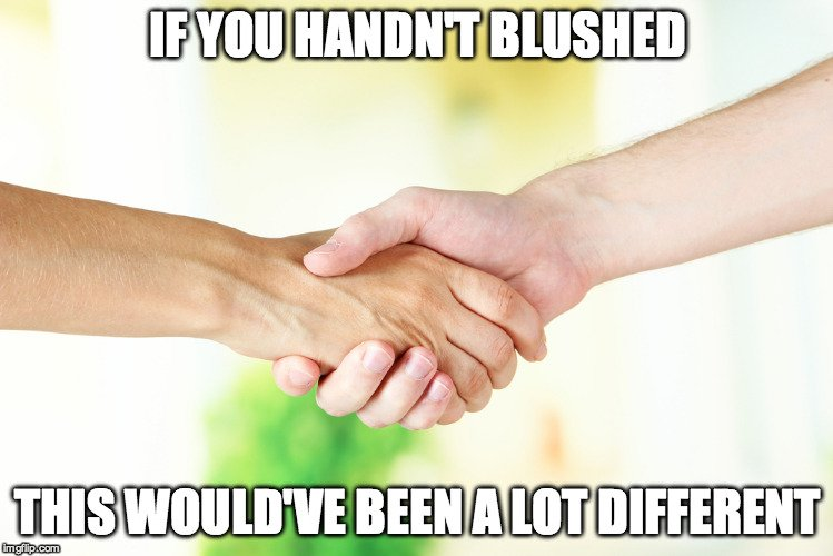 Handshake Meme