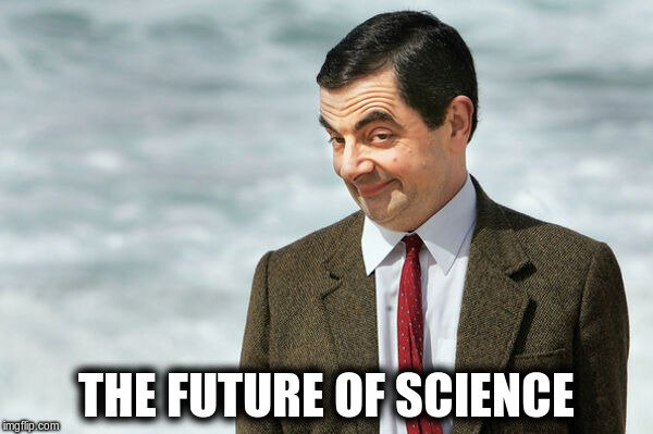 mr. bean science