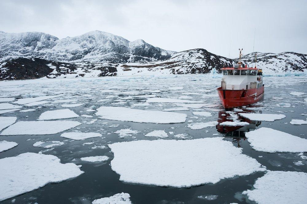 Arctic Ocean Ice