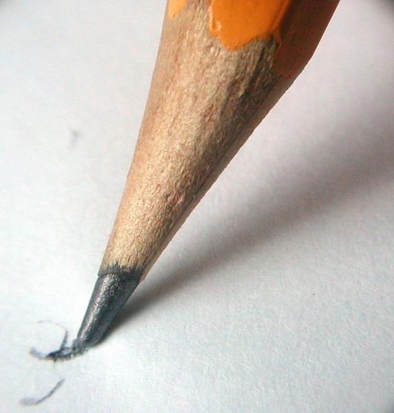 pencil lead